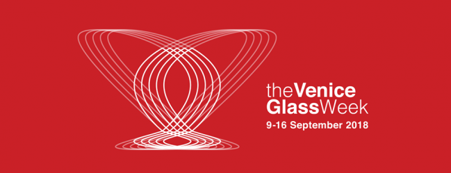 Presentation of The Venice Glass Week 2018, the art glass festival