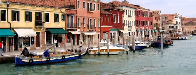Murano awaits arrival of the 47th Glass Art Conference