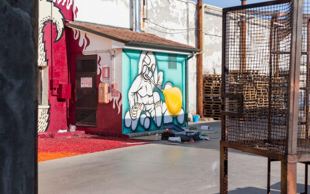 Murano Glass Street Art, un inedito dialogo tra spray e vetro