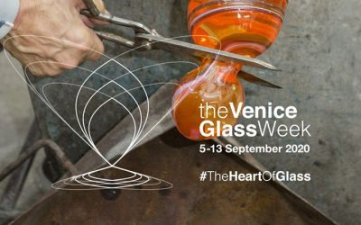 The Venice Glass Week comes back in September
